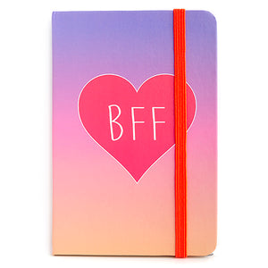 Notebook - BFF Heart