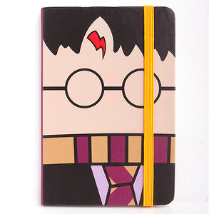 Notebook - Harry Potter