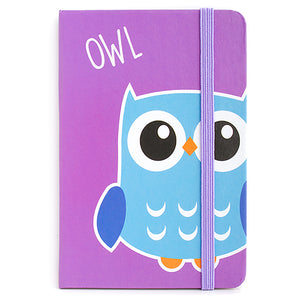 Notebook - Owl