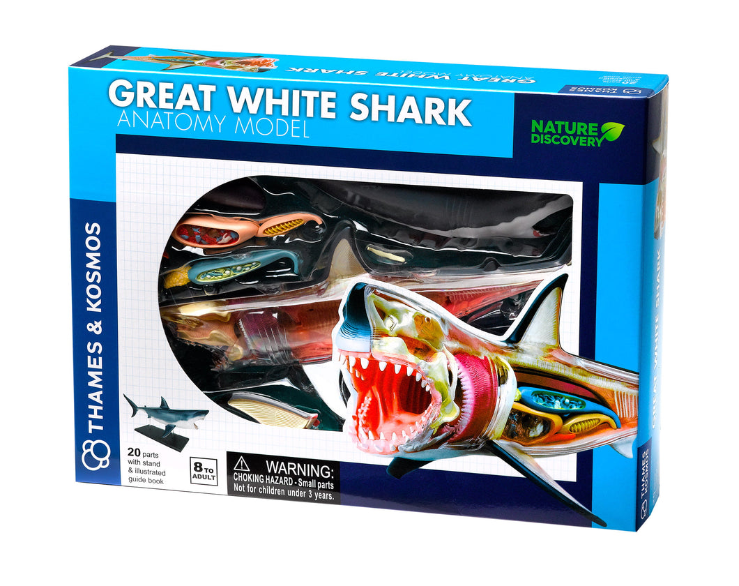 Nature Discovery Great White Shark