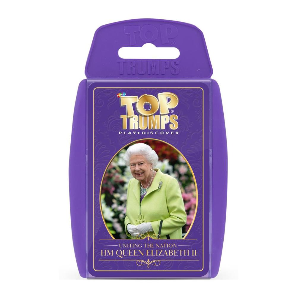 Top Trumps Queen Elizabeth II