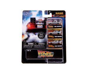 Back to the Future 2 Nano 3 Pack
