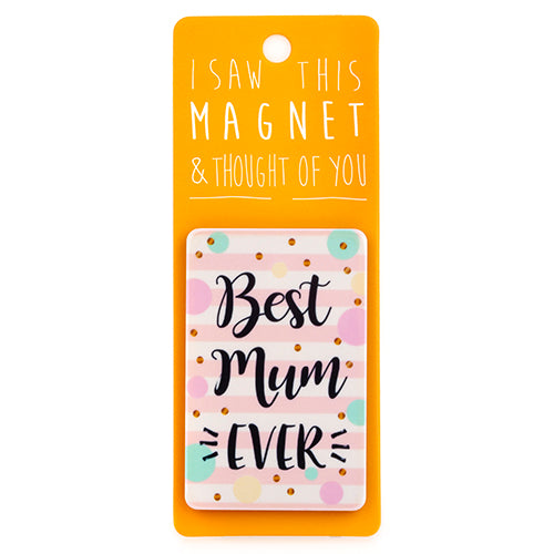 Magnet - Best Mum Ever