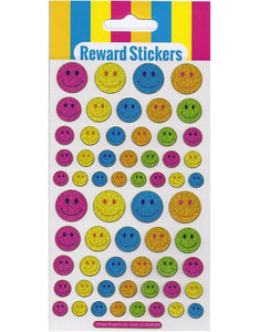 Sparkle Big Smiles Stickers