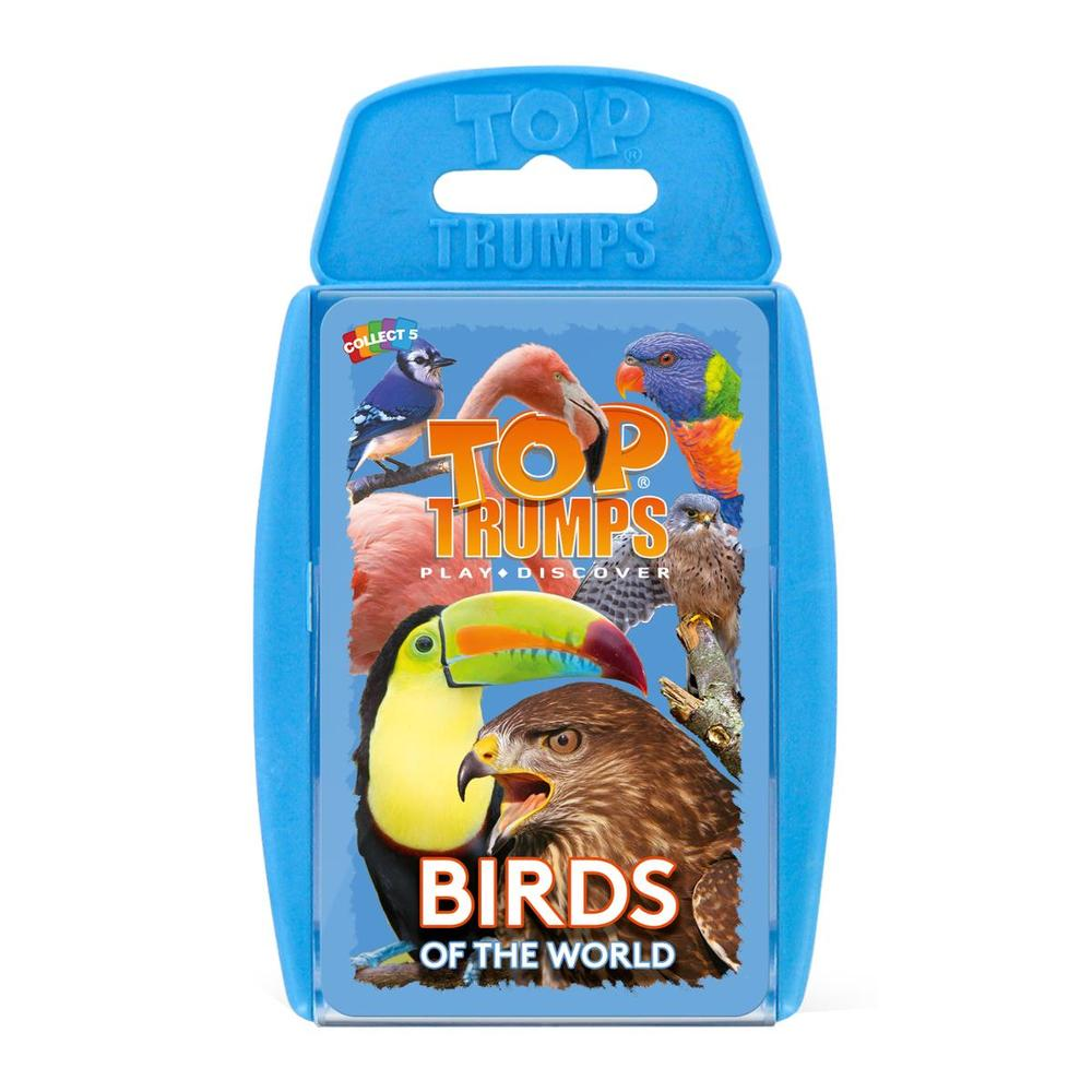 Top Trumps Birds of the World
