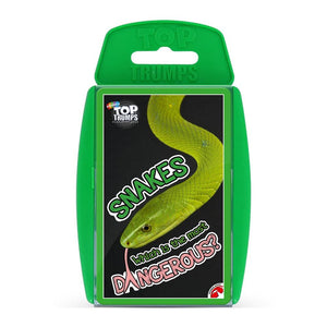 Top Trumps Snakes