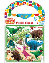 Load image into Gallery viewer, Sticker Scene Dinosaur Roar