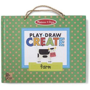 Farm Drawing and Magnet Kit