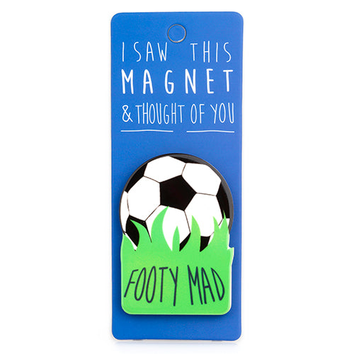 Magnet - Footy Mad