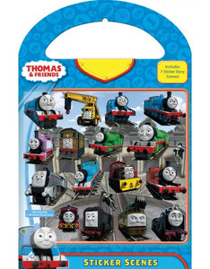 Sticker Scene Thomas