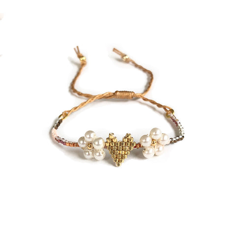 Love & Friendship Bracelet
