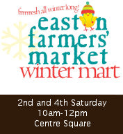 Easton Farmers' Market Winter Mart
