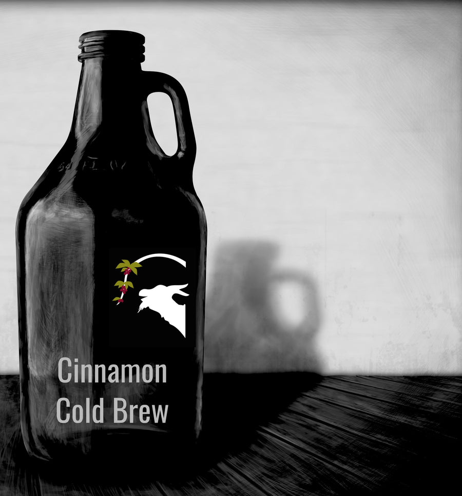 New Cinnamon Concentrate Growler