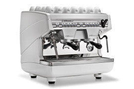 Nuova Simonelli Appia Compact Automatic Volumetric 2 Group Espresso Coffee Machine