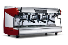 Nuova Simonelli Aurelia II Automatic Volumetric 3 Group Espresso Coffee Machine