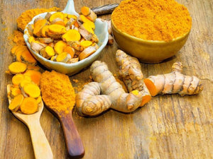 Organic Turmeric and Ginger-(Wellness Tea)