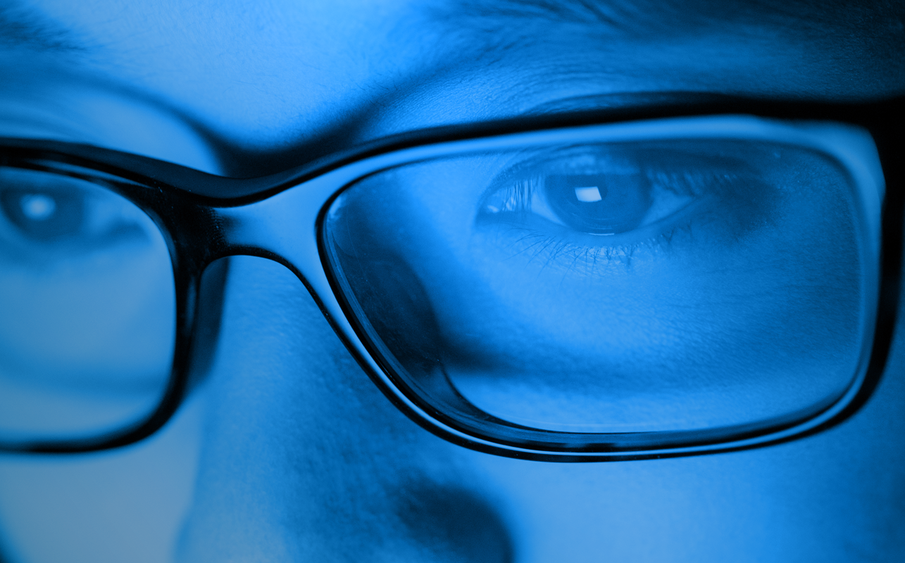 Can Wearing Blue Light Blocking Glasses Damage Your Eyes?