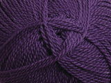 Ashford Tekapo 8ply 100gm - Grape