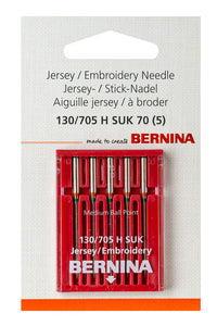 BERNINA Jersey / Embroidery Needles Assorted 70/80