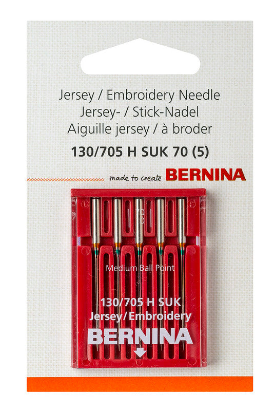 BERNINA Jersey / Embroidery Needles 80