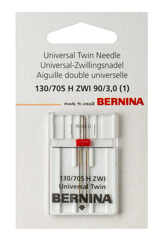 BERNINA Universal Twin Needles