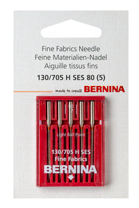 BERNINA Fine Fabric Needles