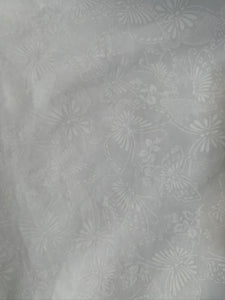 "Butterfly 108"" wide Backing - White"