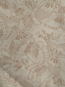 "Butterfly 108"" wide Backing - Cream"