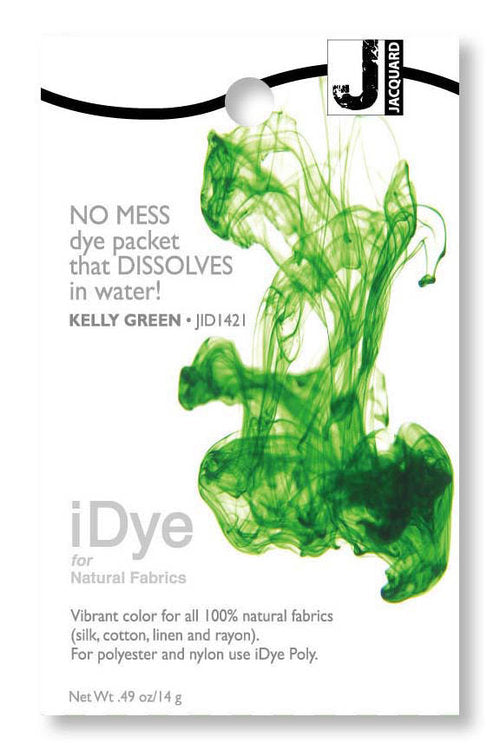 iDye Fabric Dye - for Natural Fabrics