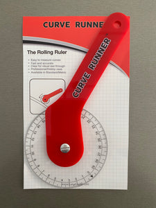 Curve Runner - The rolling ruler