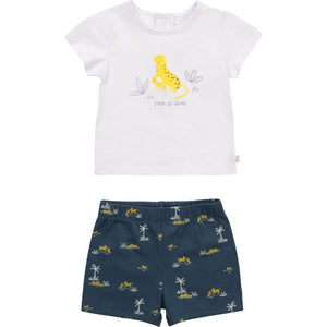 Ensemble T Shirt+Short