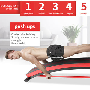 Multifunctional Sit-up Fitness Equipment