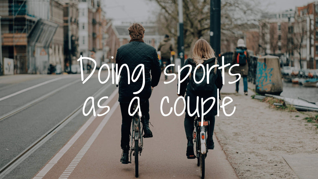 Why do sports as a couple.