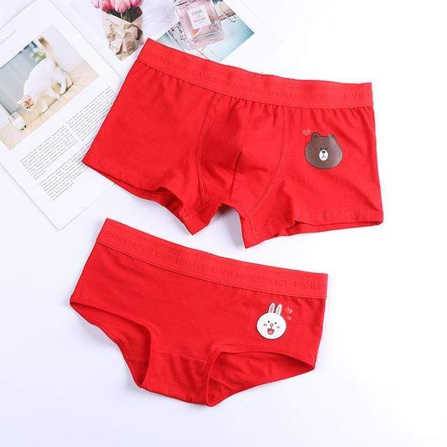 Matching Undies For Him And Her | Couple Matching