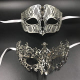 Couple Mask For Masquerade Ball | Couple Matching