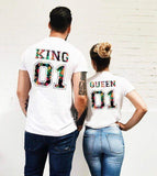 His And Her Pregnancy Announcement Shirts | Couple Matching