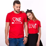 Boyfriend Girlfriend T Shirt | Couple Matching