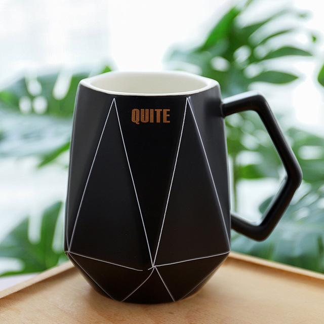 Unique design couple mugs