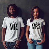 Mr & Mrs Shirts | Couple Matching