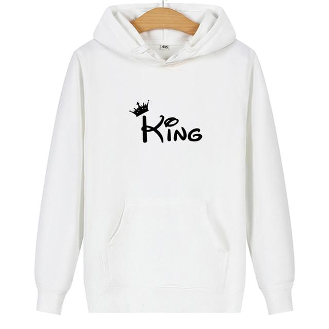 Couple hoodies Royal duo