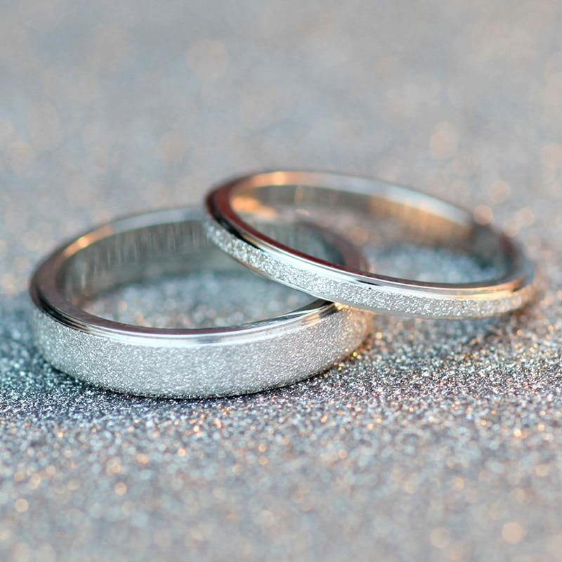 Simple rings for couple silver