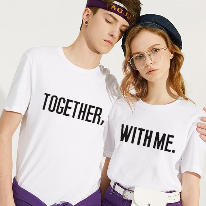 Better Together Couple Shirts | Couple Matching