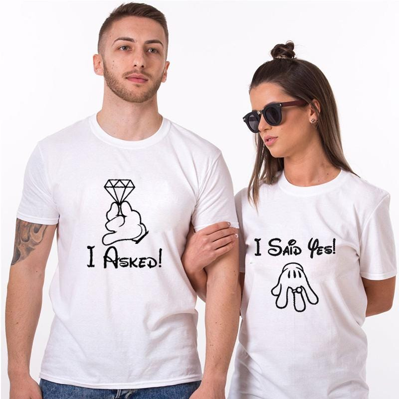 Married Couple Shirts | Couple Matching