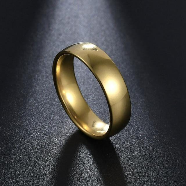 Simple jewelry matching rings for relationship