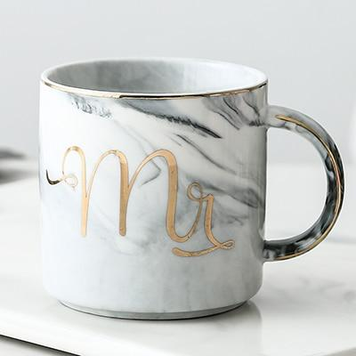 Mr and mrs relationship mugs