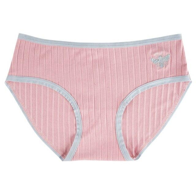 Pink funny couple underwear for relationship