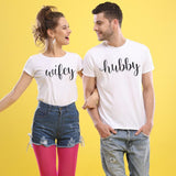 Hubs And Wifey Shirts | Couple Matching