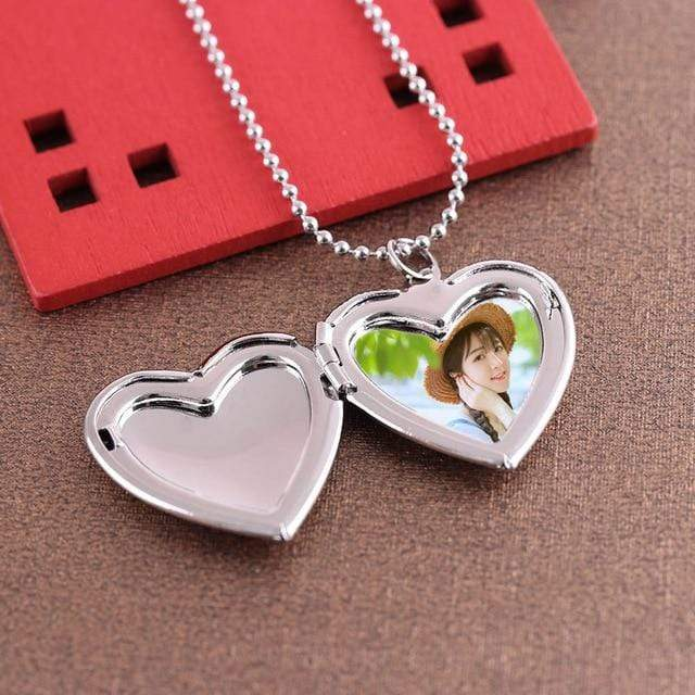 Couple Photo Pendant | Couple Matching