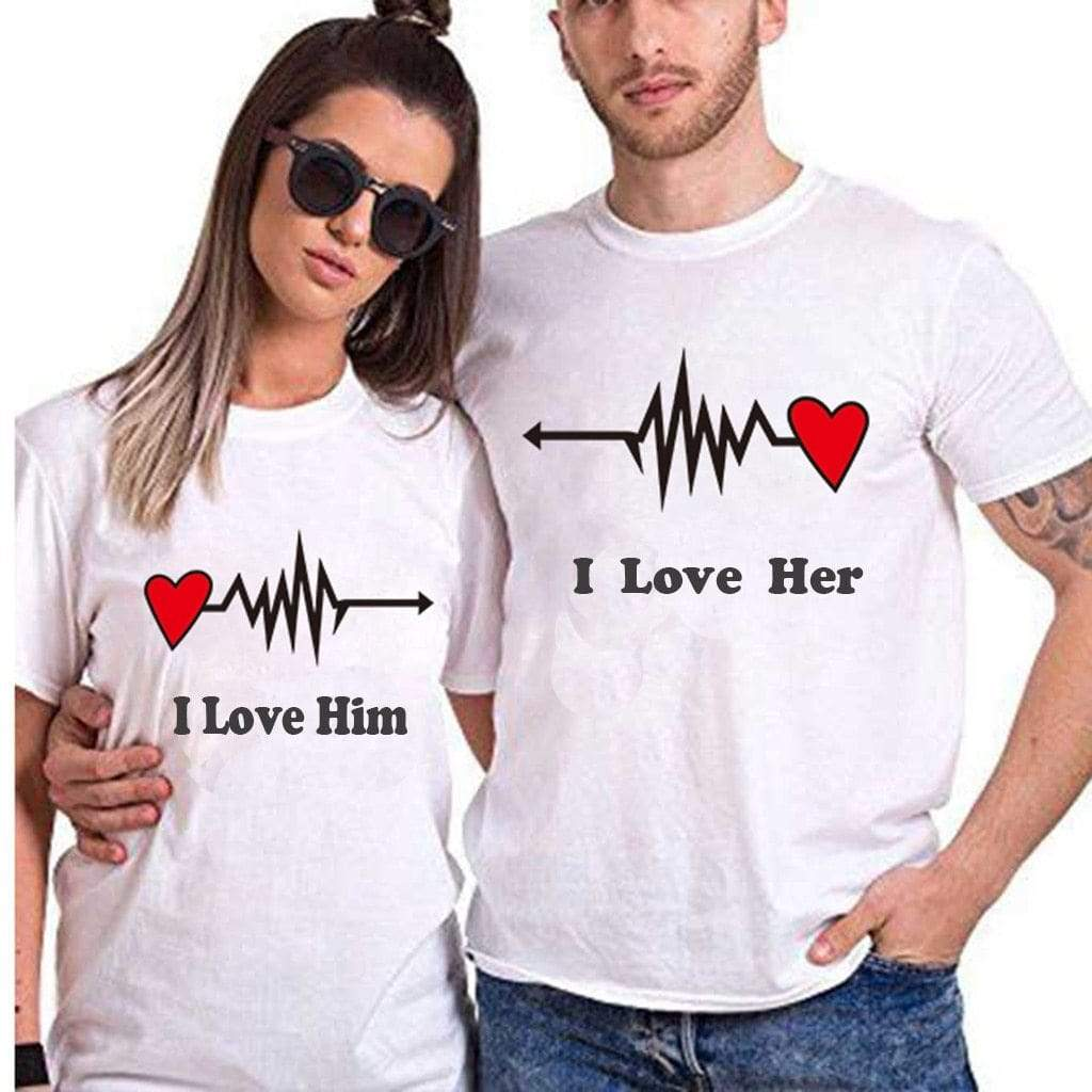 Love Shirts For Couples | Couple Matching