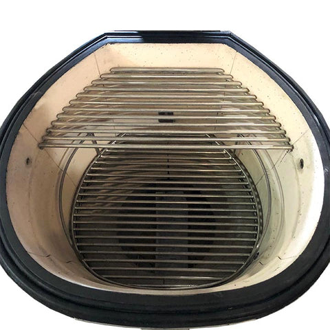 "21"" Supreme Hi-Cap  ~ Main Rear Warming Grate"